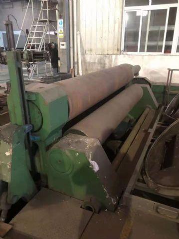 出租出售45x3米卷板�C,重型�p速�C