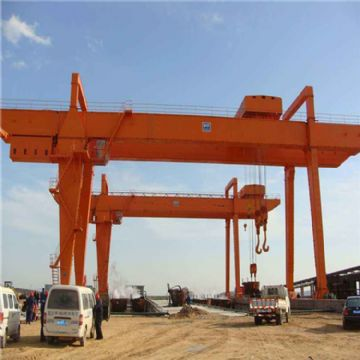 直供集�b箱���T吊 支持定制 港口�b卸�坞p梁二手���T吊
