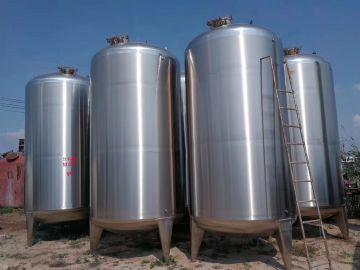 �F�供��二手��罐 �齑�-100立方��罐 加工定做