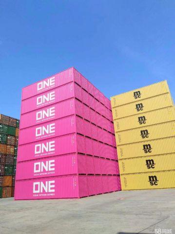 高�r回收二手集�b箱回收�f集�b箱出租冷藏箱