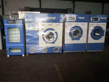20年��希��二手干洗店�O�湔�套出售 干洗店用二手水洗�C�r格