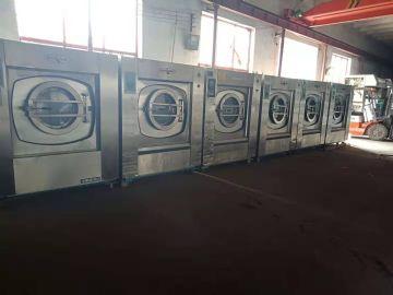 二手100公斤洗��C低�r出售 二手洗衣�S�O�� 二手�C平�C