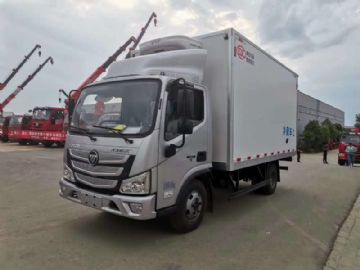 出售��六福田�W�R可4.2米冷藏� �S家直�N�K身保修