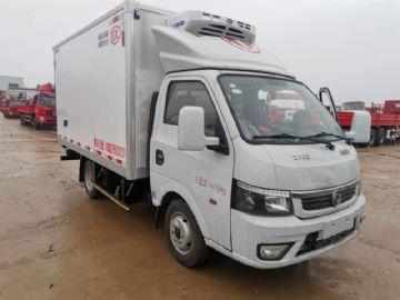 出售拉冰�K��式冷藏� 柴油���3.5米�L 可分期